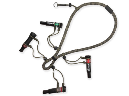 MAGNUM 4 LOOP CAMO Floating Duck Call Lanyard