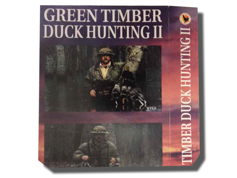 Kirk McCullough's GREEN TIMBER DUCK HUNTING 2 DVD