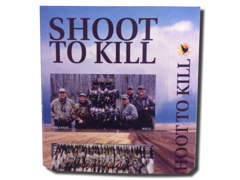 Kirk McCullough's Shoot to Kill DVD