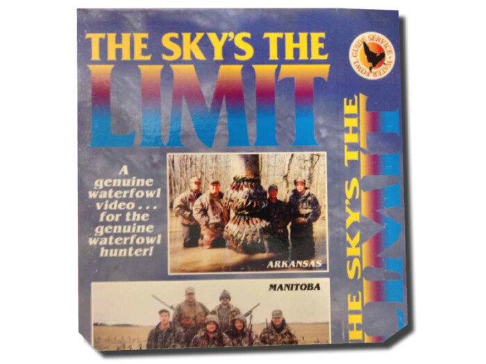 Kirk McCullough's THE SKY'S the LIMIT