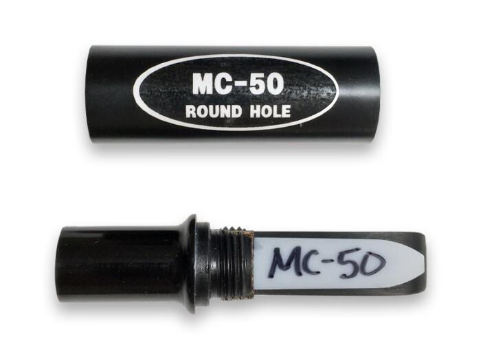 KM OUTLAW CUTDOWN Interchangeable Cast Mold MC-50 Duck Call Insert
