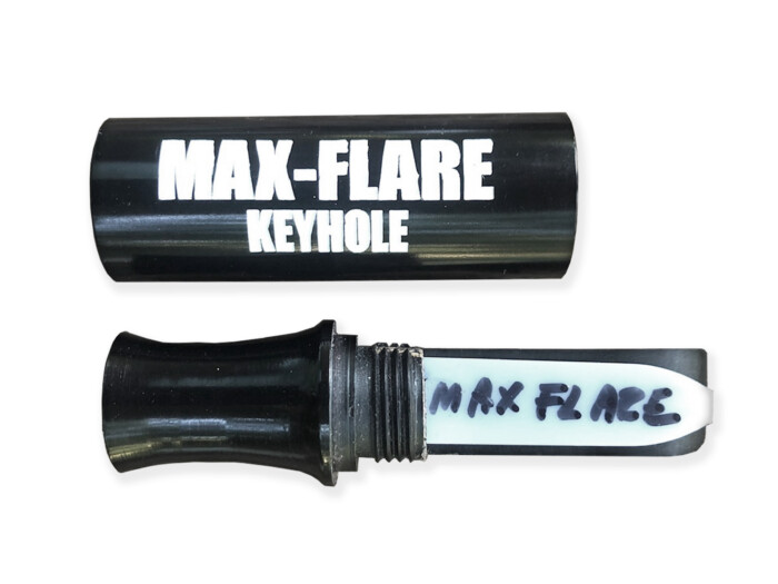 KM OUTLAW CUTDOWN Interchangeable Cast Mold Max Flare Duck Call Insert